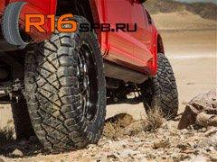 Новые вседорожные шины для владельцев пикапов от Nitto
