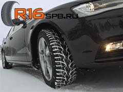 Новые зимние шипованные шины Toyo для русской зимы
