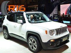 Новый Jeep Renegade будет укомплектован покрышками Goodyear