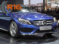 Шины Bridgestone выбраны для комплектации Mercedes-Benz C-Class
