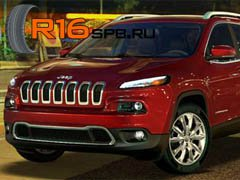 Шины Continental – выбор Chrysler для Jeep Cherokee Limited Edition
