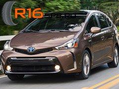 Шины Dunlop и Bridgestone были выбраны для комплектации Toyota Prius