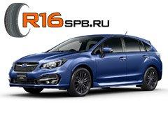 Шины Dunlop одобрены для комплектации гибридного Subaru Impreza