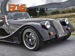 Шины Yokohama украсят новую модель автомобиля Morgan