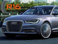 Шины Yokohama вошли в заводскую комплектацию Audi A6 и S6