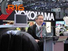 Состоялась европейская премьера Yokohama Geolandar H/T G056