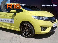 Теперь и компактные авто смогут «обуть» шины Adrenalin RE003