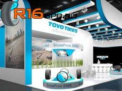 Toyo представила на выставке Reifen 2016 два новых продукта