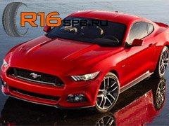 Ультраширокие шины для Ford Mustang от Mickey Thompson
