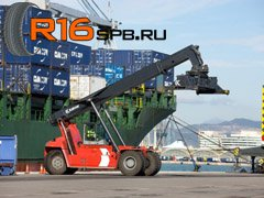 В линейке шин Goodyear для портовой техники — пополнение