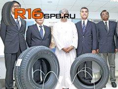 В Омане прошла презентация новых шин Bridgestone Dueler и Turanza