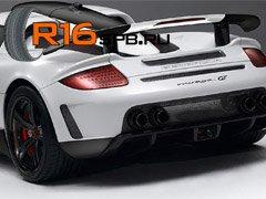 Владельцам суперкара Porsche Carrera GT компания Michelin представила новые шины