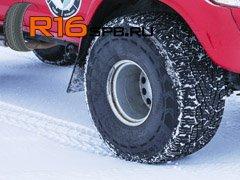 Зимние 44-дюймовые шины Nokian для экстремальных зимних условий