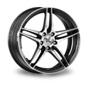 1000 Miglia MM037 7.5x17 5*112 ET 47 dia 66.6 Anthracite Polished
