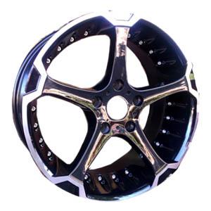 Литой диск 4Go BW5 9.5x19 5*120 ET 45
