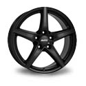 Alutec Raptr 8x18 5*108 ET 45 dia 70.1 Racing Black Front Polished