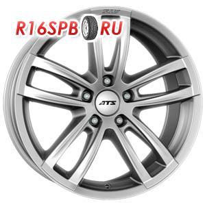 Литой диск ATS Radial 7x16 5*120 ET 48 S