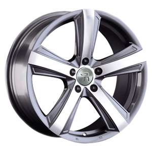 Литой диск Replica Audi A143 8x18 5*112 ET 25