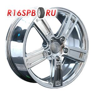 Литой диск Replica Audi A22 7x16 5*114.3 ET 55 Chrome