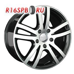 Литой диск Replica Audi A26 (FR530) 8.5x18 5*130 ET 58 BKF