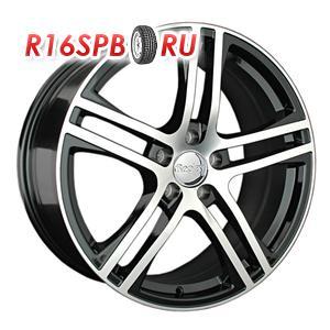 Литой диск Replica Audi A31 8x19 5*112 ET 39 BKF