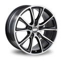 BBS SV 10x20 5*120 ET 45 dia 82 Black Diamond Cut