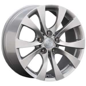 Литой диск Replica BMW B89 8x17 5*120 ET 43