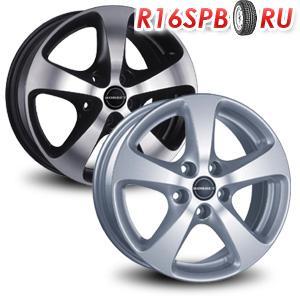 Литой диск Borbet CC