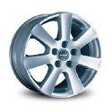 Borbet CA 6.5x15 5*114.3 ET 40 dia 72.5 Crystal Silver