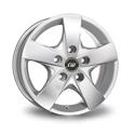 Borbet CWF 6.5x16 5*118 ET 60 dia 71.1 Crystal Silver