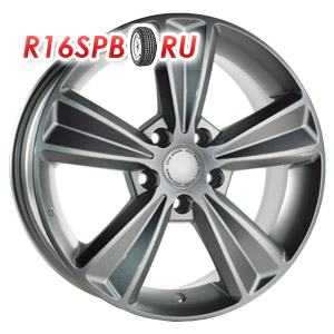 Литой диск Replica Chevrolet CH14 7x17 5*105 ET 41