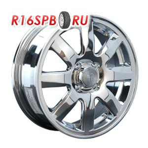 Литой диск Replica Chevrolet GM15 6x15 4*114.3 ET 44 Chrome