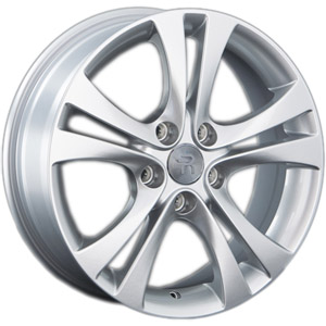 Литой диск Replica Chevrolet GM65 6.5x16 5*105 ET 39