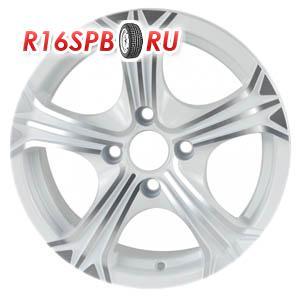 Литой диск D&P DP113 6.5x15 5*114.3 ET 35 WMF