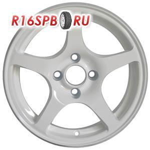 Литой диск D&P DP114 6.5x15 5*100 ET 38 W