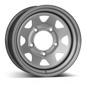 Штампованный диск Dotz Dakar 8x15 6*139.7 ET -30