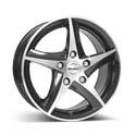 Enzo 101 dark 6.5x15 5*112 ET 48 dia 70.1
