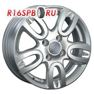 Литой диск Replica FAW FA1 5.5x14 4*100 ET 42 S
