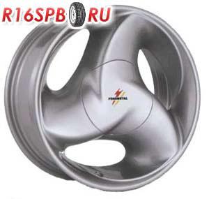 Литой диск Fondmetal 5300 9x15 6*139.7 ET -25