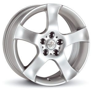 Литой диск Fondmetal 7200 Metallic Silver 7x16 5*120 ET 42