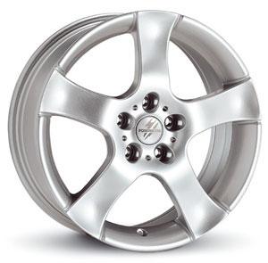 Литой диск Fondmetal 7200 Metallic Silver