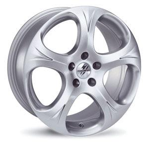 Литой диск Fondmetal 7300 Metallic Silver 7x15 4*114.3 ET 38