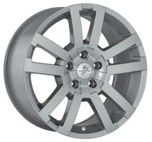 Литой диск Fondmetal 7700-1 Silver 8x17 5*130 ET 30