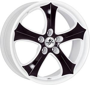 Литой диск Fondmetal 9GR White