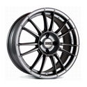 Fondmetal 9RR 8x18 5*114.3 ET 45 dia 75 Matt Black