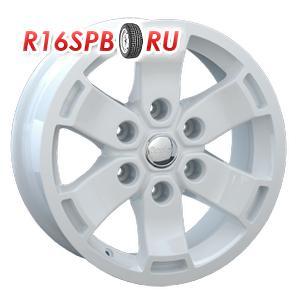 Литой диск Replica Ford FD39 7x16 6*139.7 ET 10 W