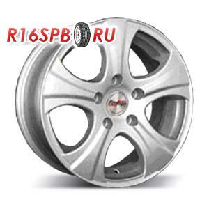 Литой диск Forsage P0654