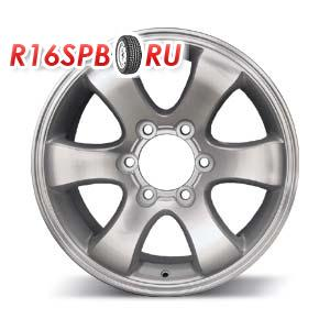 Литой диск Forsage P0884 7.5x17 6*139.7 ET 30