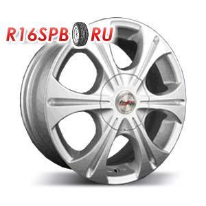 Литой диск Forsage P1232 6x15 4*100 ET 45