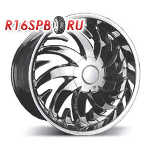 Литой диск Forsage P8012